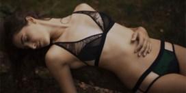 Bekende actrices stelen de show in film Antwerps lingerielabel
