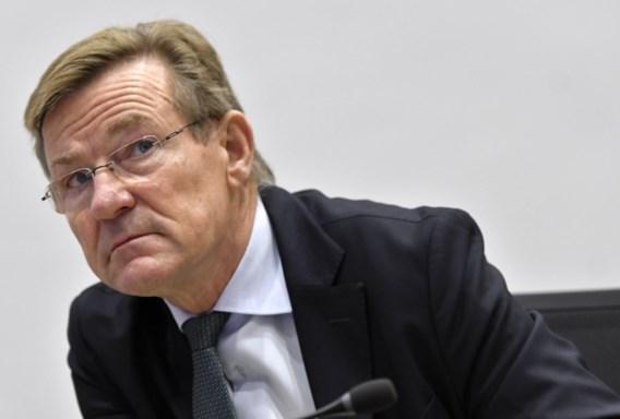 Van Overtveldt geen kandidaat voor voorzitterschap eurogroep