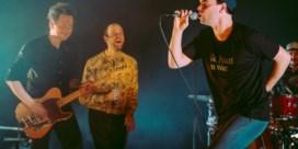 Primeur: Rapper Brihang op podium met Het Zesde Metaal