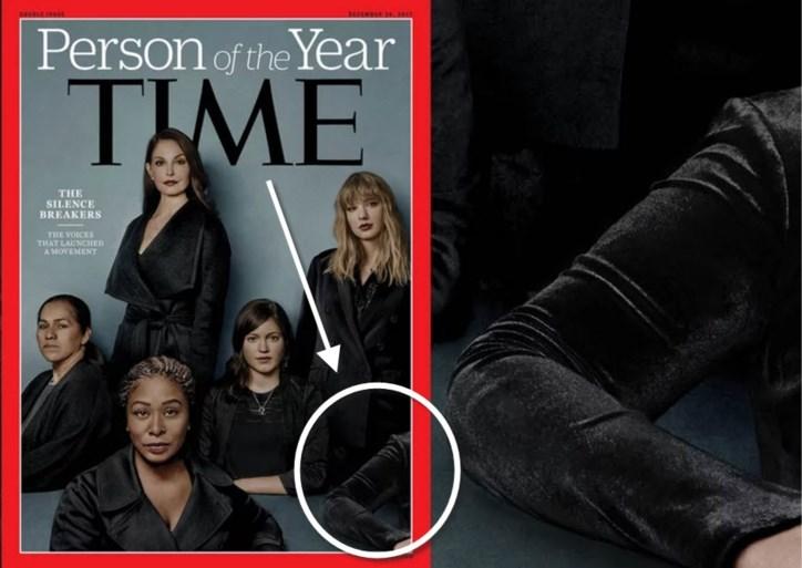 Het verhaal van de zesde vrouw op de cover van Time