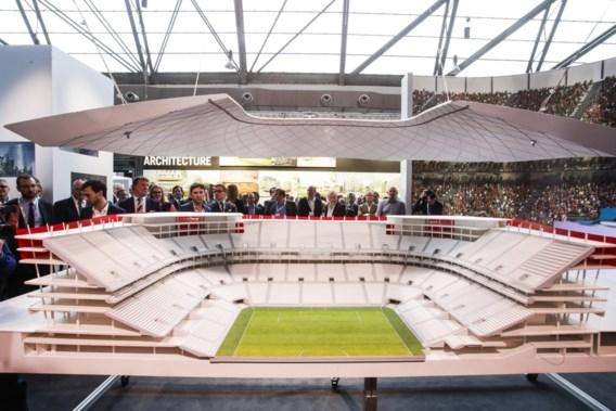 Uefa sluit Brussel uit voor Euro 2020