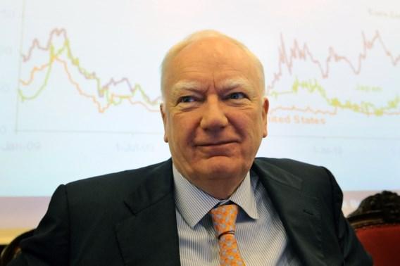 Gewezen minister van Financiën Maystadt overleden