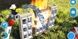 AR-app van Lego laat bouwsels tot leven komen