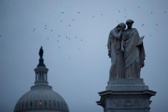VS-Congres vermijdt 'shutdown' voor twee weken