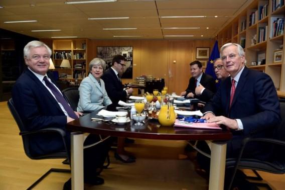 'Voldoende vooruitgang geboekt in Brexit-onderhandelingen'
