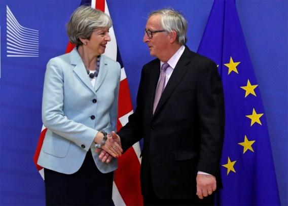 Eensgezind schuiven Brussel en Londen de problemen door