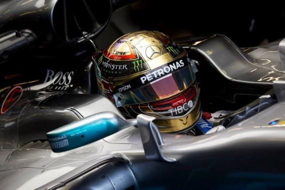 F1 wil veiligere helmen vanaf 2019
