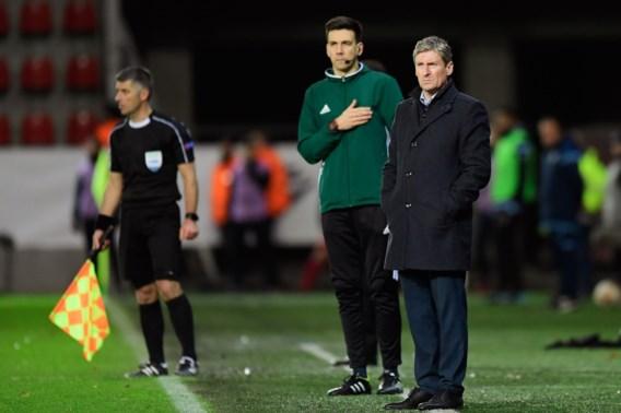 """Dury opgetogen na knappe zege Essevee: """"Maar ik ga nog blijer zijn als we punten pakken in de competitie"""""""