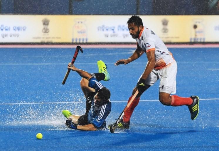 Argentinië verslaat India en pakt eerste finaleticket World League hockey