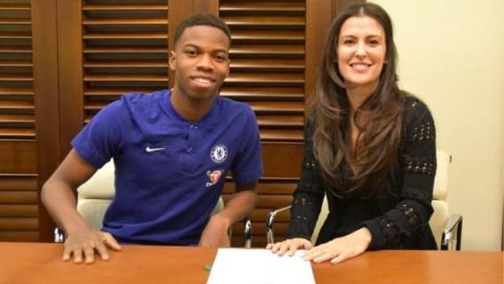 """Charly Musonda verlengt contract bij Chelsea: """"Ik wil hier in het eerste team geraken"""""""