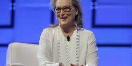 Meryl Streep werkt aan plan om seksisme uit Hollywood te verjagen