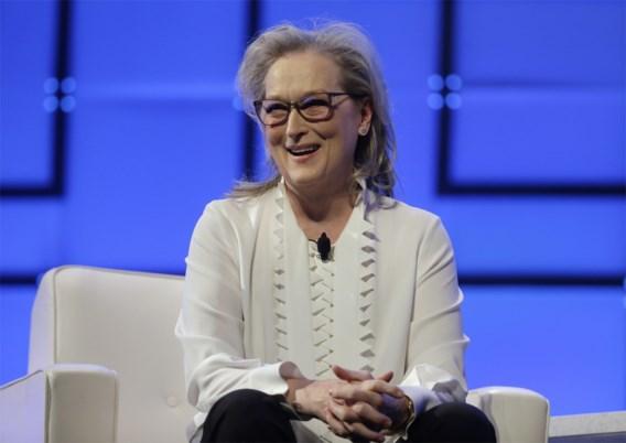 Meryl Streep: 'Over deze voorwaarden valt niet te onderhandelen'