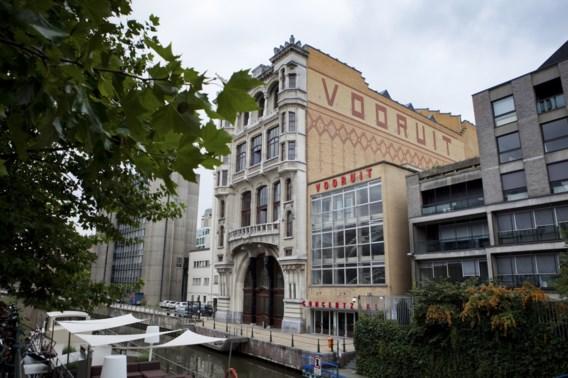 Elf miljoen euro voorzien voor restauratie Gentse Vooruit
