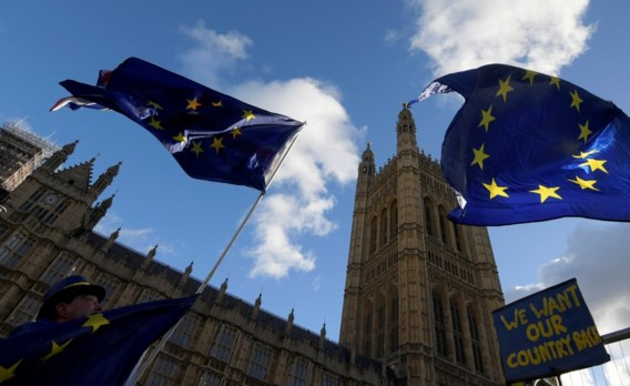 Britten verwachten Brexit-rekening van 40 miljard euro