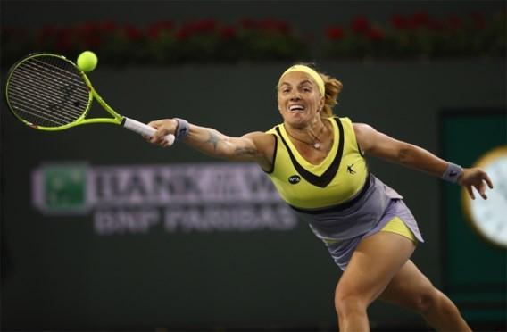 Svetlana Kuznetsova mist Australian Open