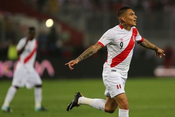 Sterspeler Peru mist het WK na positieve test op cocaïne