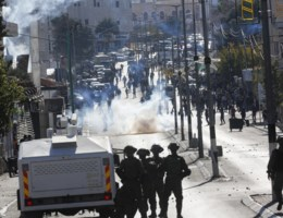 Onrust in Jeruzalem, Gaza en Westoever: 'Jeruzalem is van ons'