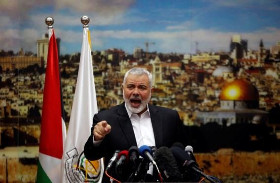 Hamas roept op tot nieuwe intifada tegen Israël