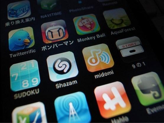 Apple wil muziekapplicatie Shazam opkopen