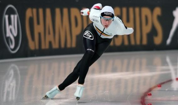 WB Salt Lake City. Swings wint 1.500 meter in B-groep en mag promoveren