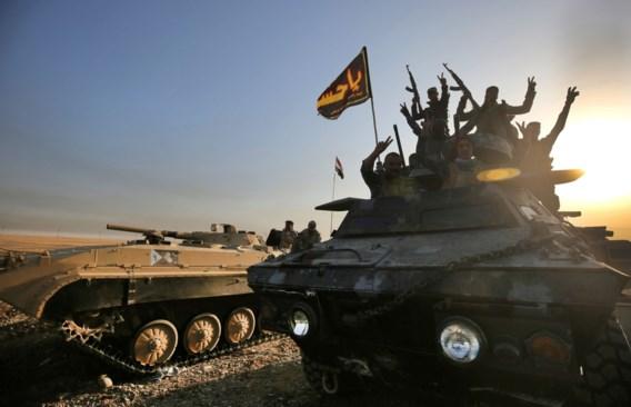 'Oorlog tegen IS in Irak is beëindigd'