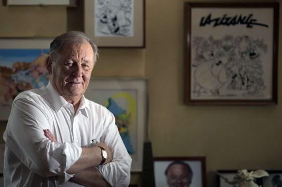 Uderzo legt klacht neer tegen veiling van zijn tekeningen