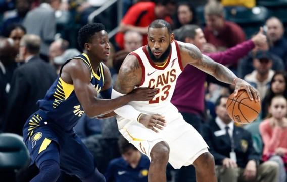 NBA. Zegereeks van Cleveland eindigt in Indiana