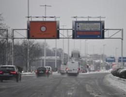KMI en Wegen en Verkeer raadt aan verplaatsingen na 8 uur uit te stellen