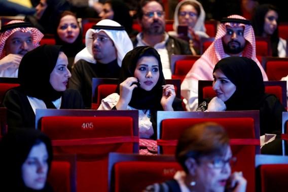 Saudi-Arabië laat na 35 jaar weer bioscopen toe