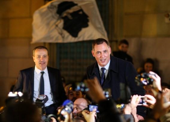 Corsicaanse nationalisten winnen regionale verkiezingen