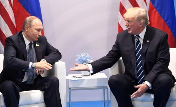 Duitsers vinden Poetin betrouwbaarder dan Trump