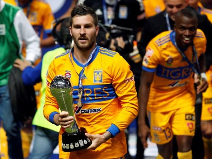 Mexicaanse Tigres kroont zich tot kampioen Apertura