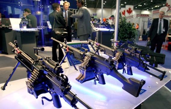 Internationale wapenverkoop goed voor 375 miljard dollar in 2016