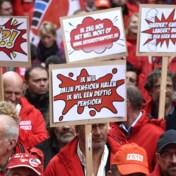 ACV en ACLVB steunen nationale staking voorlopig niet