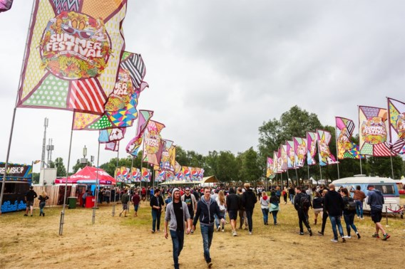 Geen Summerfestival in 2018