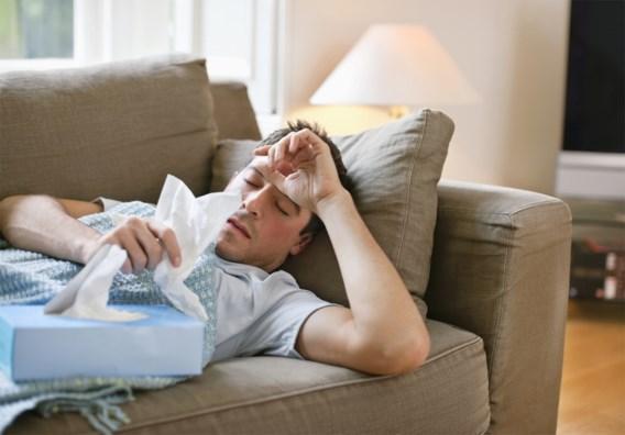 Alle verkouden mannen samen: #wijoverdrijvenniet
