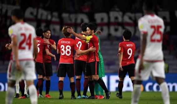 Urawa Red Diamonds pakt vijfde plaats op WK voetbal voor clubs ten koste van Wydad Casablanca