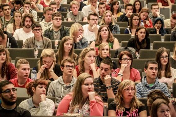 'Nu vooral zorgen voor studenten die onvoldoende voorbereid zijn'