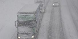 Nummerplaatherkenning tegen inhalende truckers