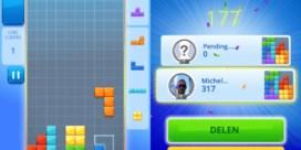 Tetris nu ook te spelen via Facebook Messenger