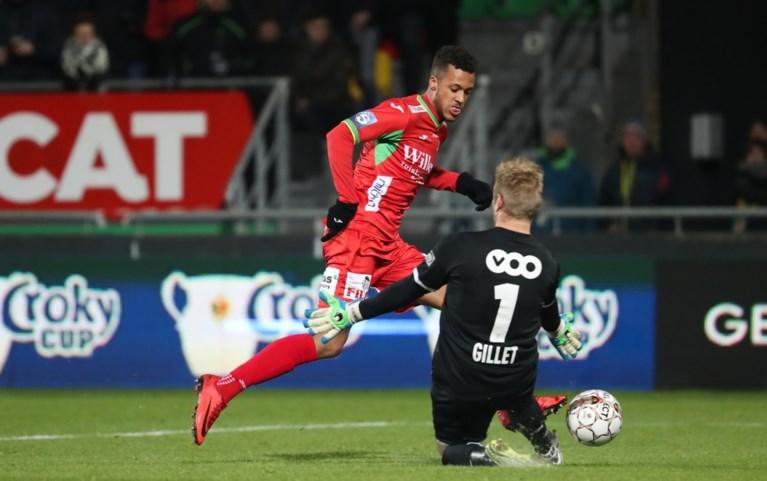 Standard zet scheve situatie recht na de rust en knikkert KV Oostende uit de Croky Cup