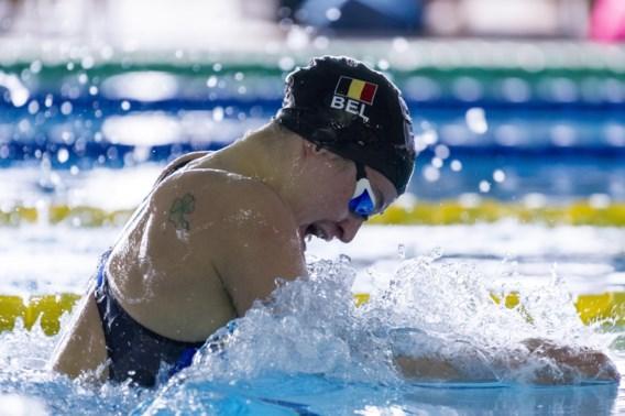 Fanny Lecluyse heeft vertrouwen voor EK zwemmen kortebaan, ondanks chaotische aanloop