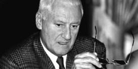 Oud-hoofdredacteur De Standaard Manu Ruys overleden