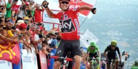 Speelt Chris Froome Vuelta-zege kwijt?