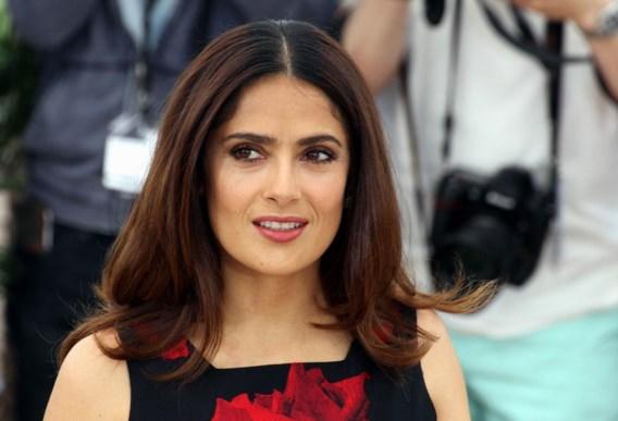 Salma Hayek: 'Harvey Weinstein was ook mijn monster'