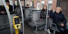 De bus waarop blijkbaar niemand zat te wachten
