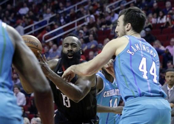 NBA. Elfde zege op rij voor Houston Rockets