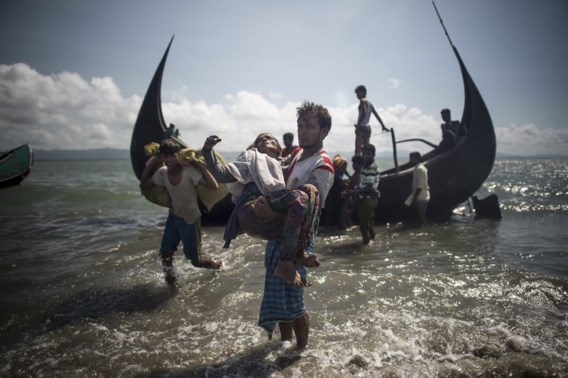 Duizenden Rohingya in één maand gedood