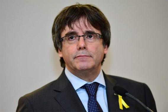 Raadkamer verklaart procedure Europees aanhoudingsbevel Puigdemont zonder voorwerp