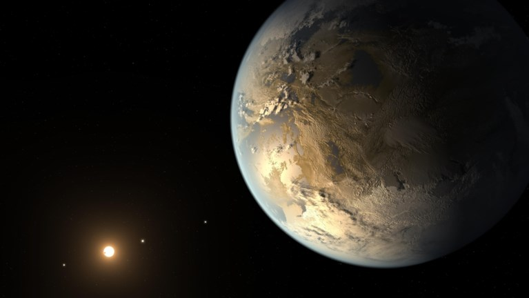Computer ontdekt zonnestelsel met recordaantal planeten